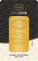 Purchase 100 gram Gold with Bitcoin and Altcoin