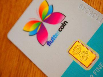 Fluttercoin Gold Bullion Details